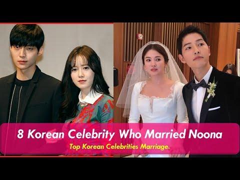 Xxx Mp4 8 Korean Celebrities Who Married Noona In Real Life 3gp Sex