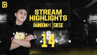 Beaulo Complete Domination! R6S Highlights EP: 14