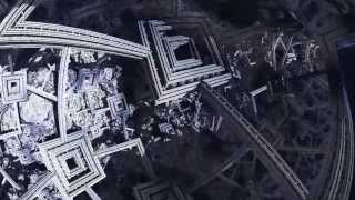 IFS Fractal in the Space