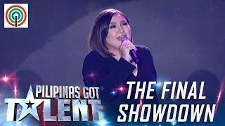 Pilipinas Got Talent Season 5 Live Finale -