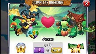 Dragon City: Farm Dragon vs Burglar Dragon [EXCLUSIVE BREEDING DRAGON]