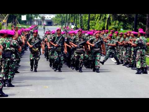 One Hour of Indonesian Military Music