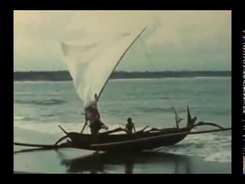 Bali Indonesia Kuta Beach and Tanah Lot before 1935 Bali Kuno