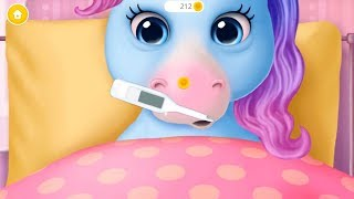 Pony Sisters Pet Hospital  Android gameplay TutoTOONS Movie apps
