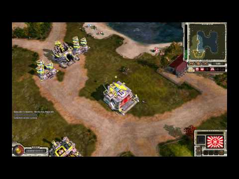 watch Red Alert 3: Uprising Commander Challenge 13 The Number ONE Threat To America