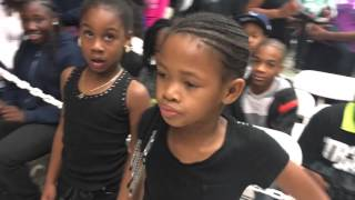 The Livest Lil Girl Tag Team Battle EVER Part 4
