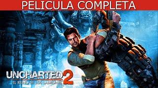Uncharted 2 El Reino de los Ladrones Película completa en español