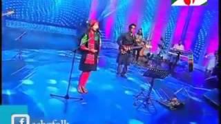 Banglar Gaan - Channel i reality show (Aaron Dairy Channel I Banglar Gaan)