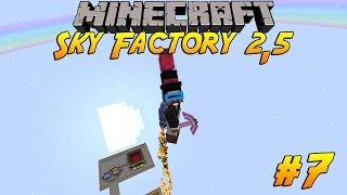 Moddad Minecraft   JETPACKS TILL ALLA   Sky Factory 2.5 med SoftisFFS & Jnx   #7