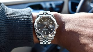 (HD) Unboxing  2017 Rolex Datejust 41