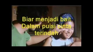 Melly Goeslaw (Feat. Eric) - Ada Apa Dengan Cinta (Lyric)