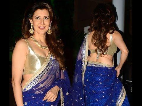 Xxx Mp4 Salman Khan S Ex Girlfriend Sangeeta Bijlani In HOT Saree At Lakme Fashion Week 2015 3gp Sex