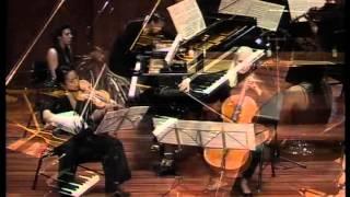 Trio Global plays Mauricio Kagel's piano trio
