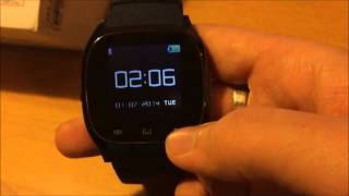 Smartwatch RWATCH M26 Chinese for iPhone iOS Android 2015 HD