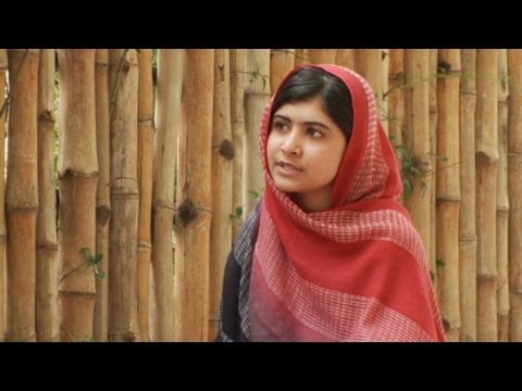 The story of Malala Yousafzai