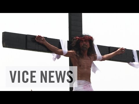 Xxx Mp4 Crucifixion In The Philippines 3gp Sex