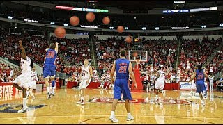 Longest Shots in College Basketball History