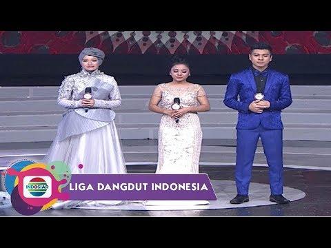 Inilah Juara LIDA Provinsi yang Harus Tersisih di Konser Top 8 Group 1 Liga Dangdut Indonesia!