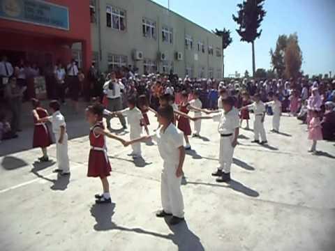 MERSİN TARSUS 2012 YILI 100. İÖO 1 C SINIFI 23 NİSAN TANGO GÖSTERİSİ