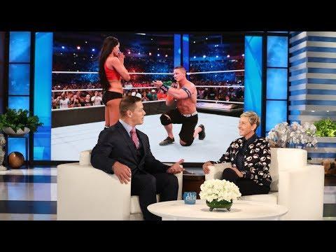 Xxx Mp4 John Cena Has To Warn His Fiancee About Nude Scenes 3gp Sex