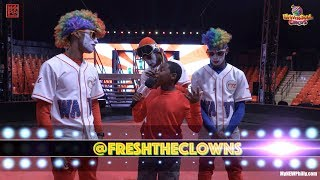 Fresh The Clowns are Back - Universoul Circus 2017 (MyNEWPhilly)
