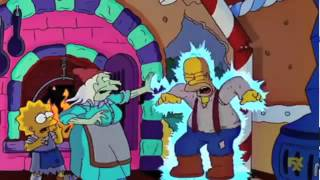 The Simpsons - Hansel and Gretel
