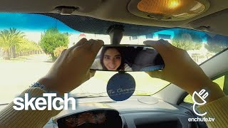 Viendo Como Estudiante De Conducción