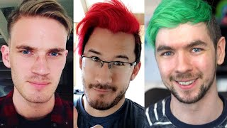 10 RICHEST Gaming YouTubers (PewDiePie, Markiplier, Jacksepticeye)