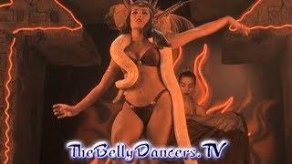 Snake Belly Dance by Salma Hayek