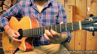 Kabhi jo badal barse (Arijit Singh) guitar lesson Part I | Bollywood tabs  | Tamsguitar |