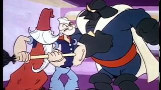 All-New Popeye: Close Encounters of the Spinach Kind