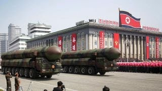 North Korea's missile test over Japan verging on an act of war?