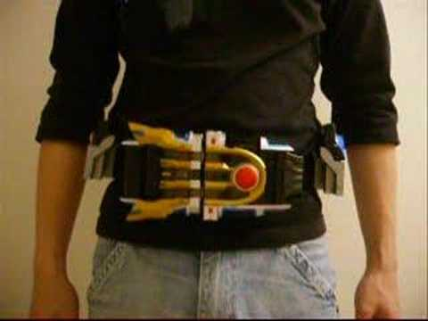 Kamen Rider Kiva DX IXA Belt
