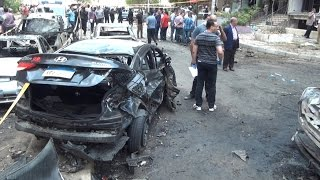EGYPT || Egypt's Prosecutor General killed in a bomb attack targeted his car