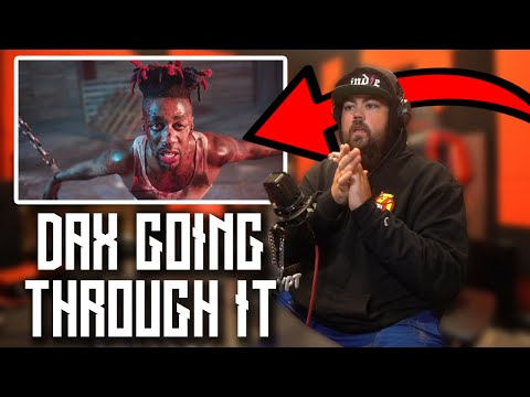IS DAX OKAY CRYPT REACTS to Dax GOTHAM Official Music Video