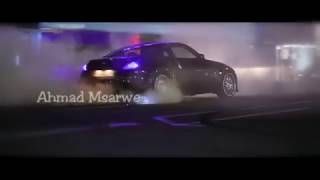 حط السماعات واسمع الاغنية 😍 || تفحيط Nissan 350z 😍