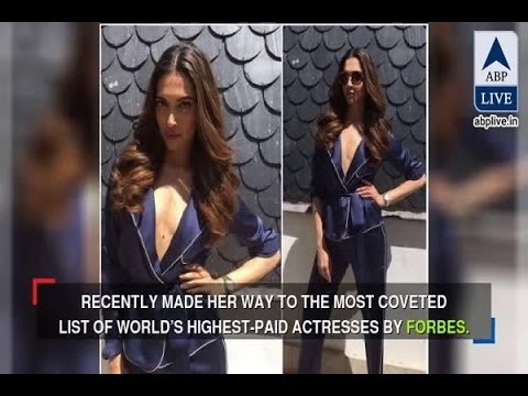 Xxx Mp4 In Graphics Deepika Padukone Is World S 10th Highest Paid Actress 3gp Sex