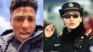 NBA Youngboy SHOT at Multiple Times by GOONS