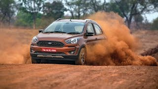Ford Freestyle 2018 Price in India, Review, Mileage & Videos | Smart Drive 22 April 2018