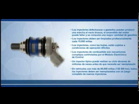Reemplazo de Inyector de Combustible FI Replacement SPANISH