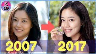 Criminal Minds Moon Chae-won EVOLUTION 2007-2017