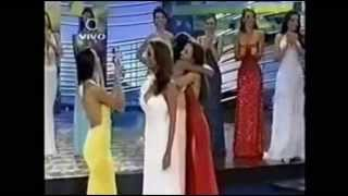 Miss Colombia 1999-2014 Crownings Moments