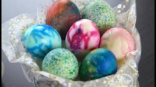 Coloring eggs روشهای جالب و ساده برای رنگ آمیزی تخم مرغ سفره هفت سین