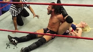[Free Match] #TFT2: Kimber Lee vs. JT Dunn - Beyond Wrestling (WSU, Mixed, Intergender)