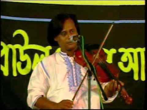 Shah Alam Sarkar - Dilo Na, Dilo Na, Nilo Mon, Dilo Na (Baula Band)
