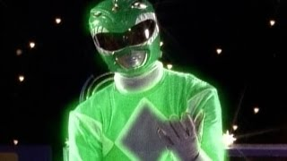 End of the Green Ranger in Mighty Morphin Power Rangers