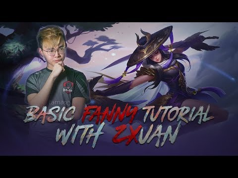Basic Fanny Tutorial with Zxuan With Indo Subs