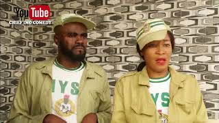 Chief Imo Comedy || chief imo & Maggi the village youth corpers (Okwu na Uka) episode 29