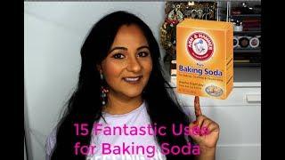 BAKING SODA : 15 Amazing Uses AND Benefits (URDU/HINDI)