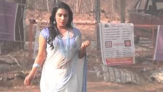 Telugu Movie Romantic Rain Song Making